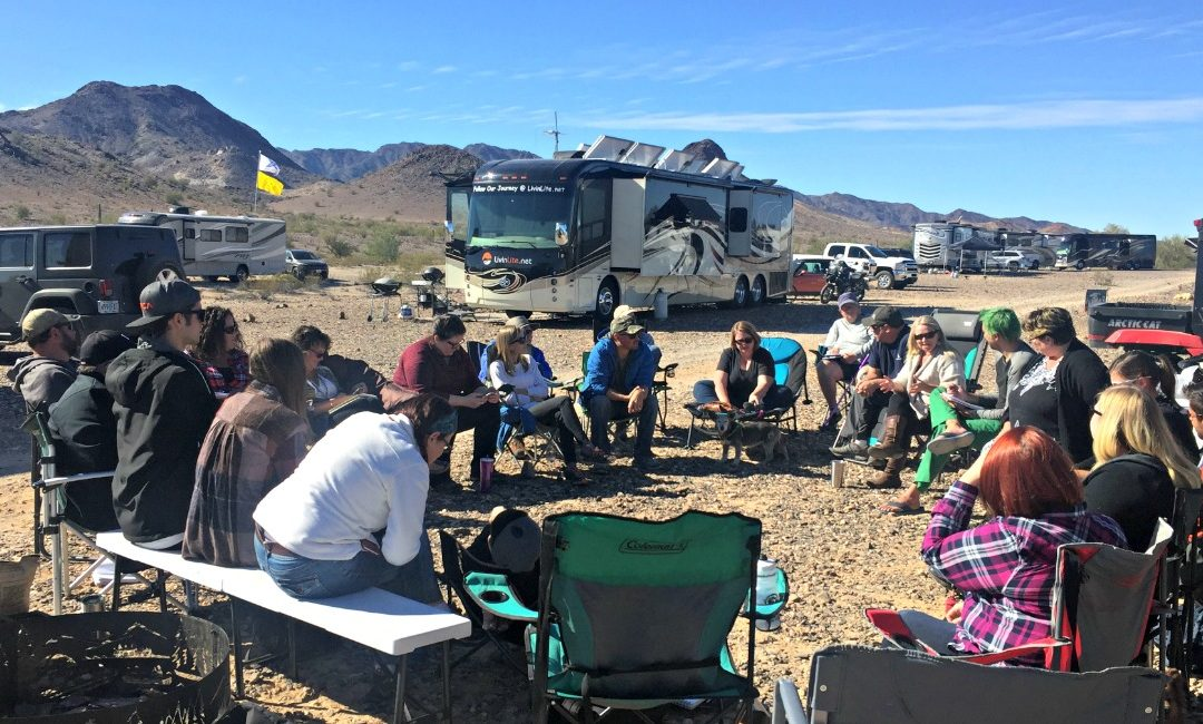 3 Great Ways to Make Friends While RVing