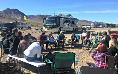 3 Ways to Make Friends While RVing