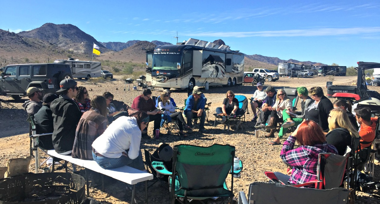 3 Great Ways To Make Friends While Rving More Than A