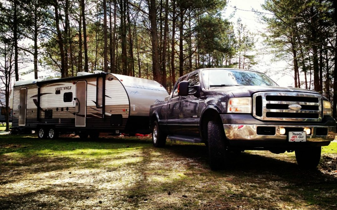 Working Remotely As A Full-Time RV Travel Family