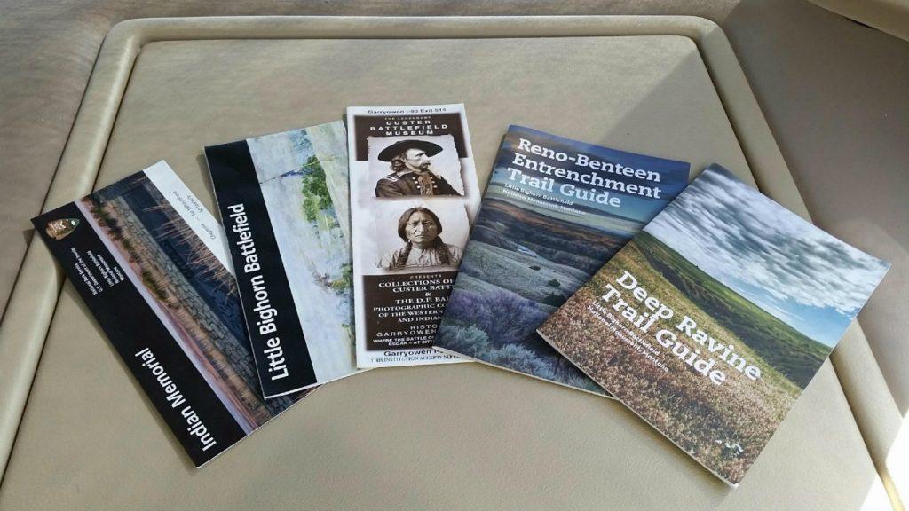Bighorn Battlefield Guides