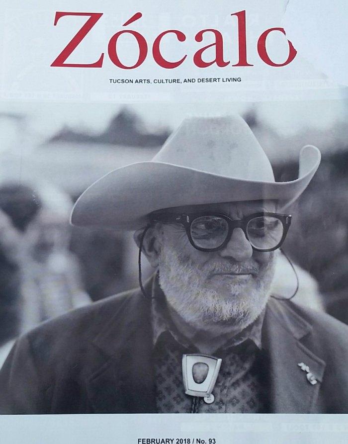 Ansel Adams Zocalo Magazine