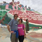Anza Borrego, The Salton Sea, Slab City and Salvation Mountain