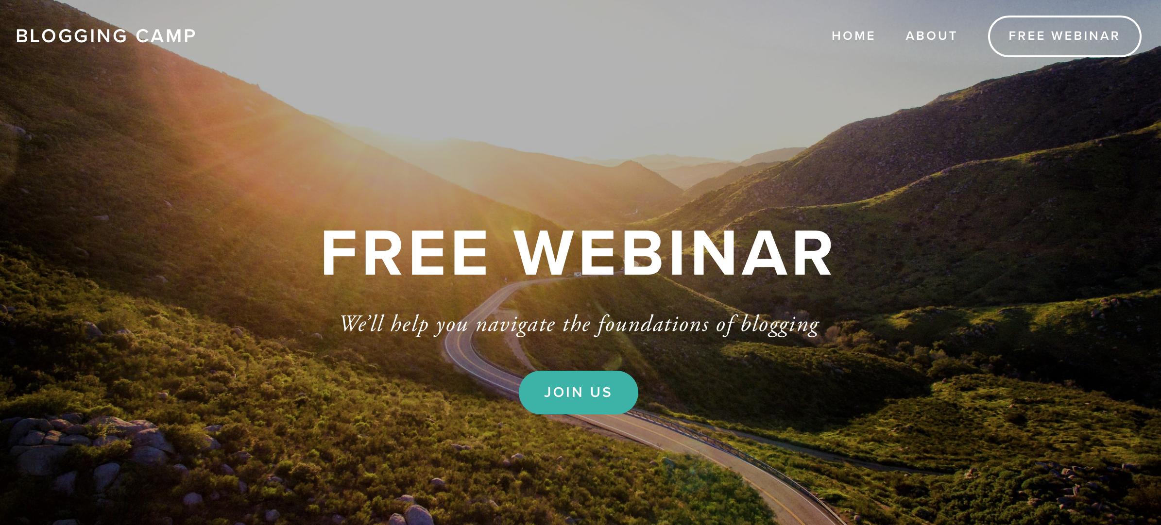 Blogging For Business Free Webinar