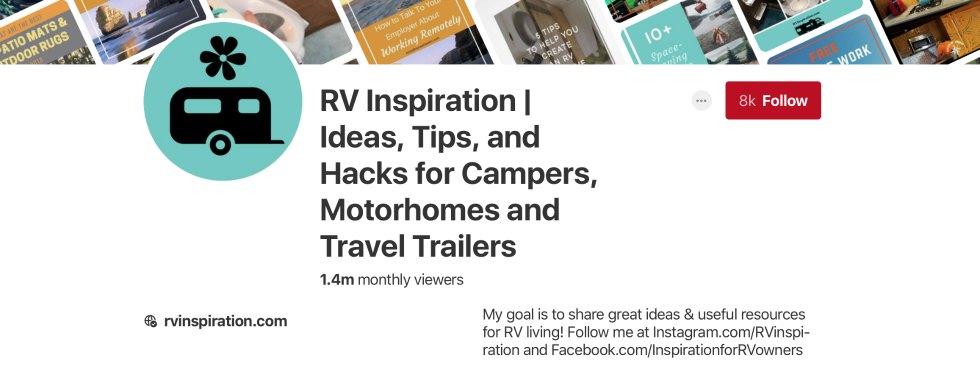 Blogging as a business Pinterest