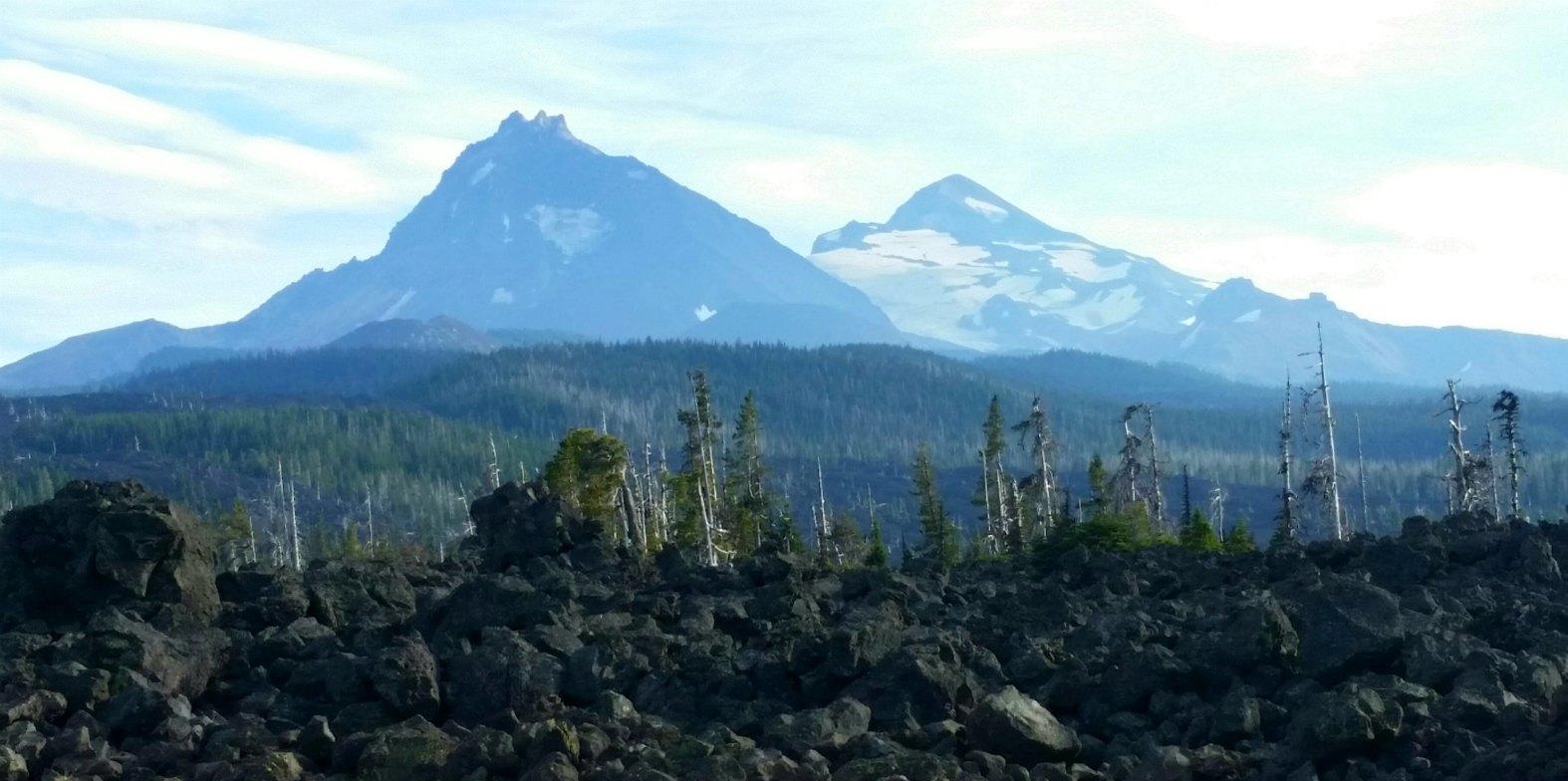 Sisters Mountains Oregon Final