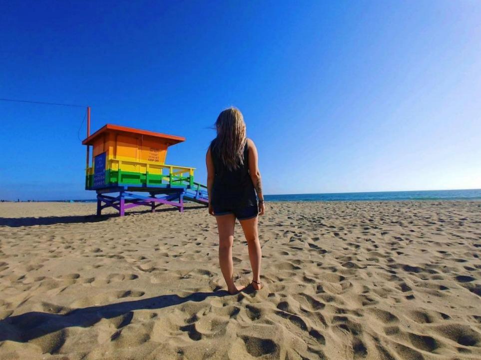 Traveling Freelancer living the dream