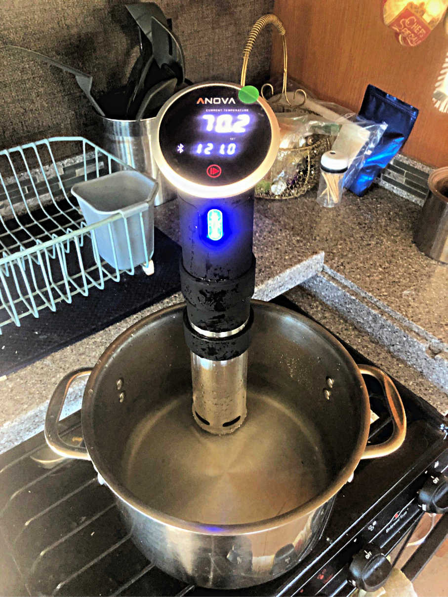 Gift ideas for RV owners Sous Vide