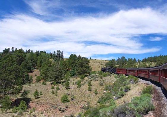Cumbres & Totlec Scenic Railroad San Juan Extension