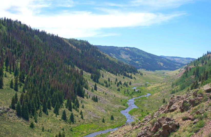 Southern Colorado High Country