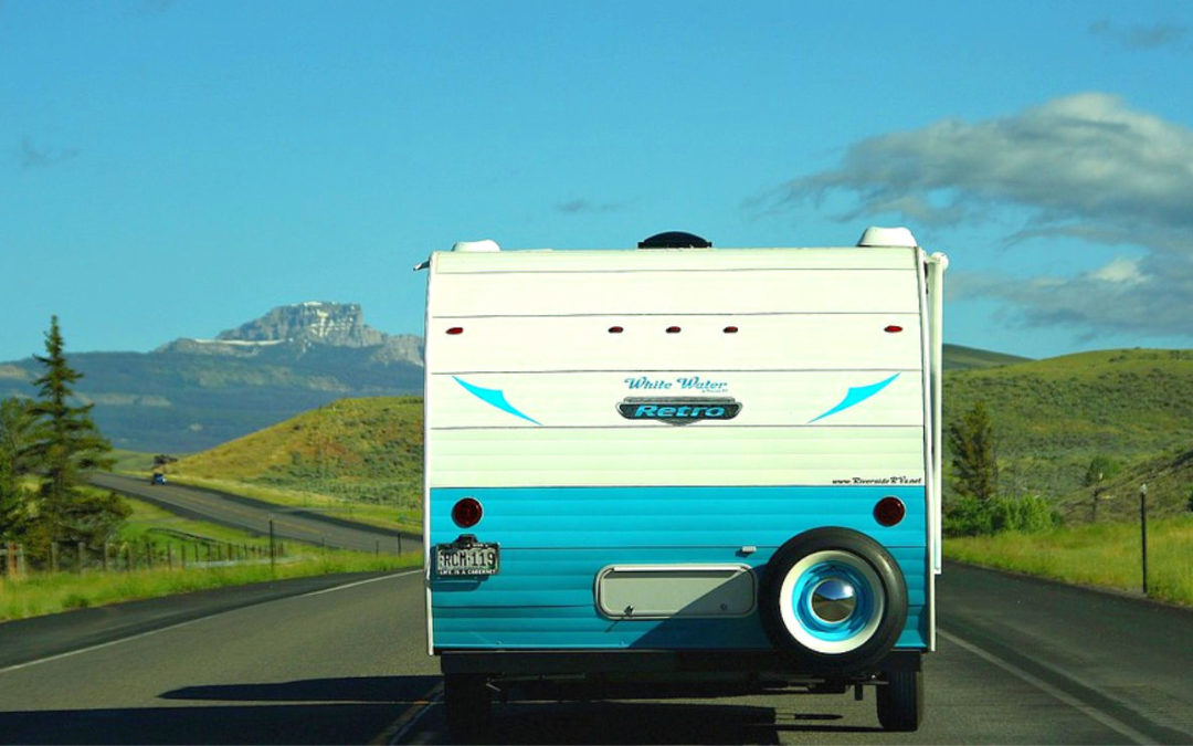 5 Golden Rules For RV Driving