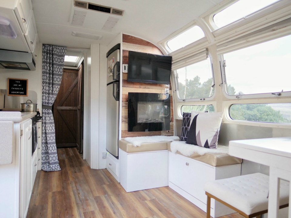 Airstream RV Interiors
