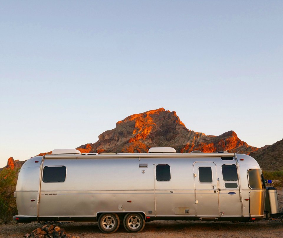 Travel Trailer Airstream Classic