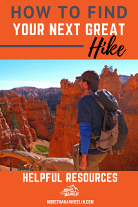 How to find your next great hike