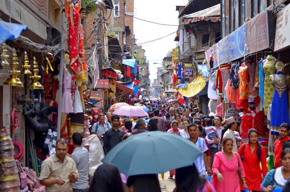 Marketplace kathmandu