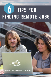 6 Tips For Finding Remote Jobs