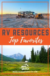 RV Resources - Top Favorites