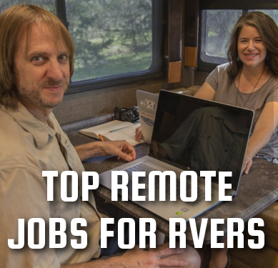Top Remote Jobs For RVers